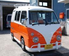 VWバス サンバー