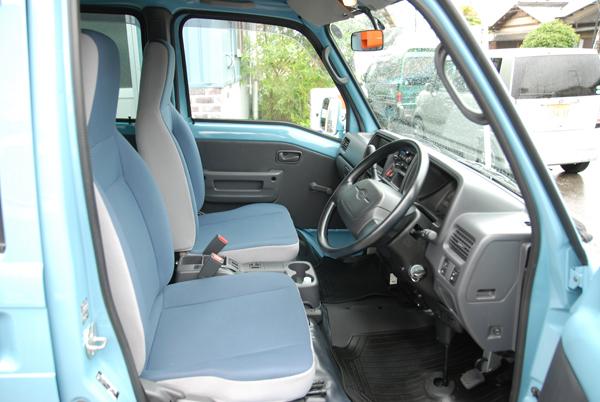 サンバーバン トランスポーター シート