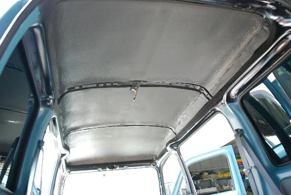 サンバーバン 防音 制振加工