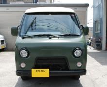 サンバー 4WD