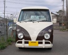 ワーゲンバス仕様 4WD