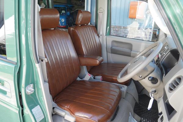 エブリイ シートカバー DA64V