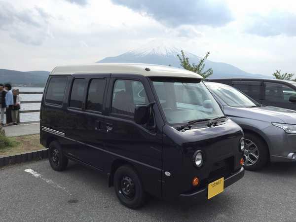 パズ 富士山