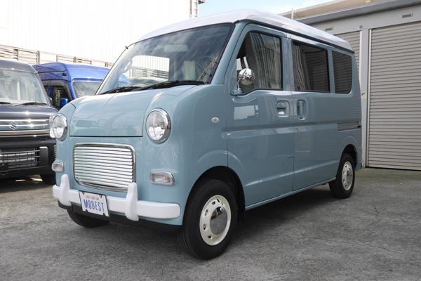 スズキ エブリィ DA17V