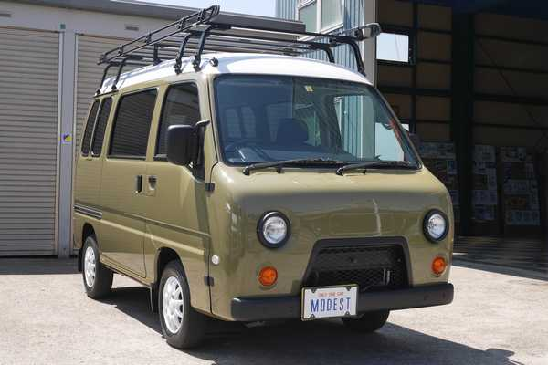 TV1 2WDスーパーチャージャー