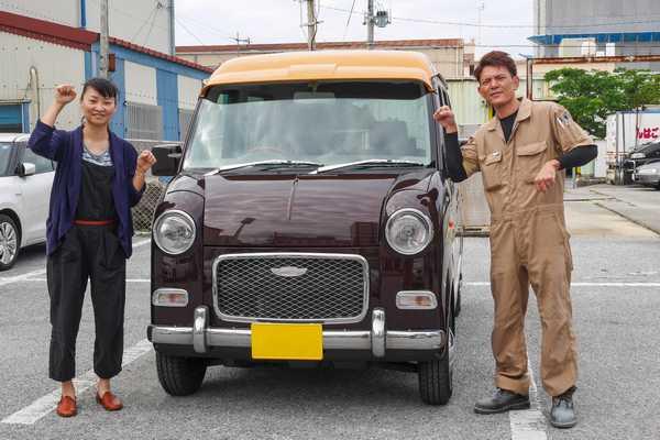 エブリィ ピコット 沖縄