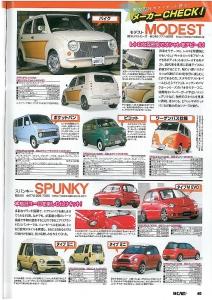 K-CARスペシャル 2009年11月号 その他