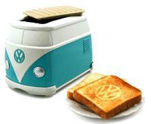 VW トースター 焦げ目