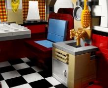 レゴのワーゲンバス